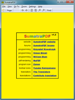 Sumatera PDF 1.6.3834 Beta: Pembaca Dokumen PDF yang Ringan