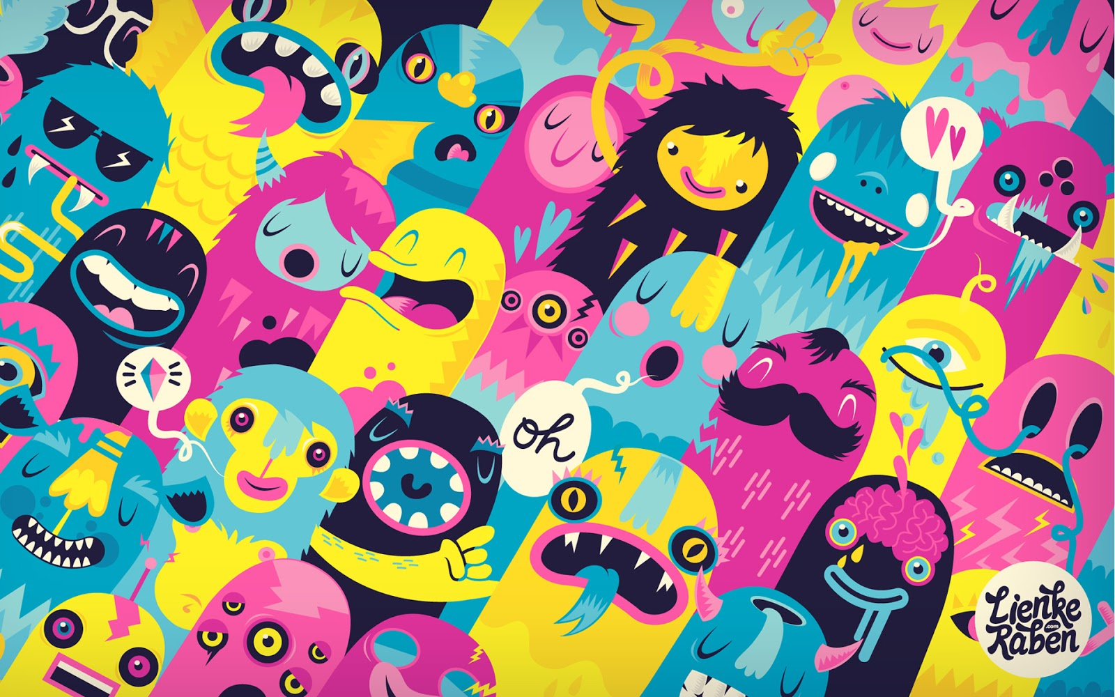 Wallpaper Hp Warna Pink