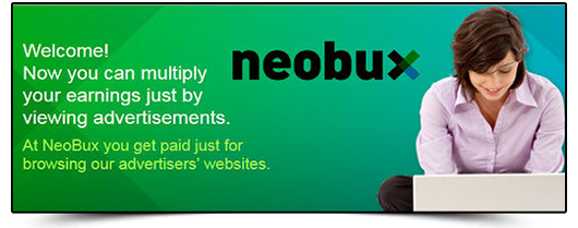 Neobux PTC Paid To Click