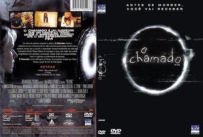 O Chamado DVD Capa