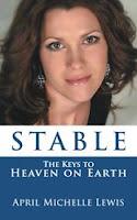 Headshot of author April Michelle Lewis