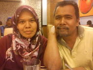 my beloved PARENTS, mama n abah ; )