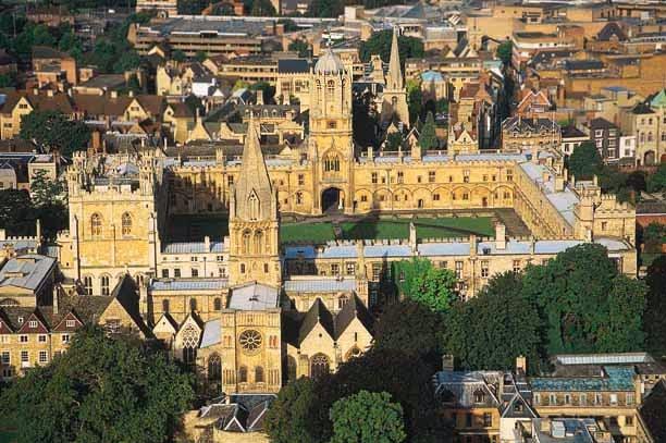 Oxford Inggris