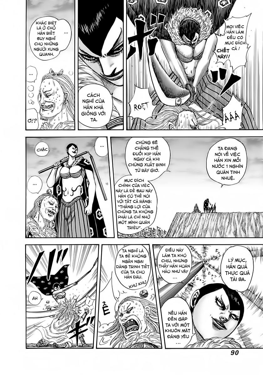 Kingdom – Vương Giả Thiên Hạ (Tổng Hợp) chap 321 page 10 - IZTruyenTranh.com