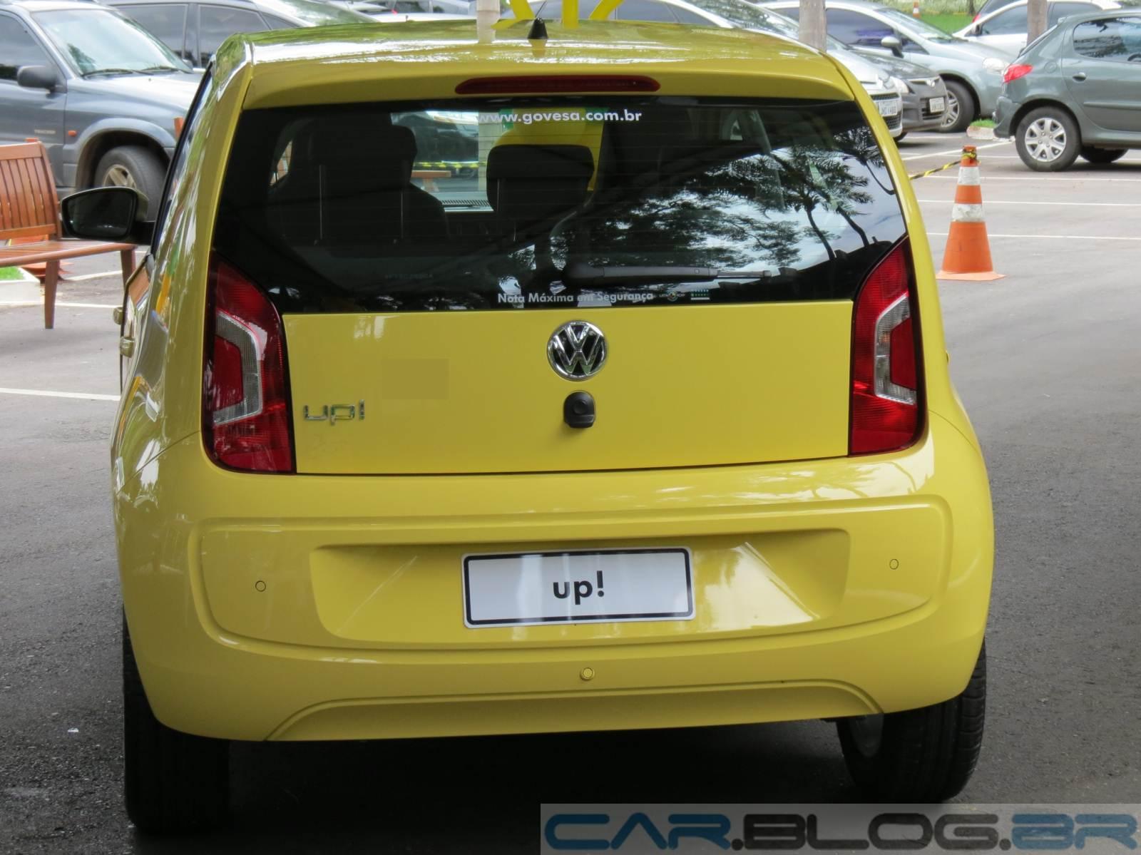 Volkswagen Up! - teste de longa duração - Quatro Rodas