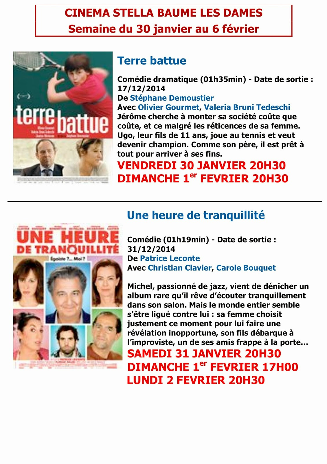terre battue stephane demoustier