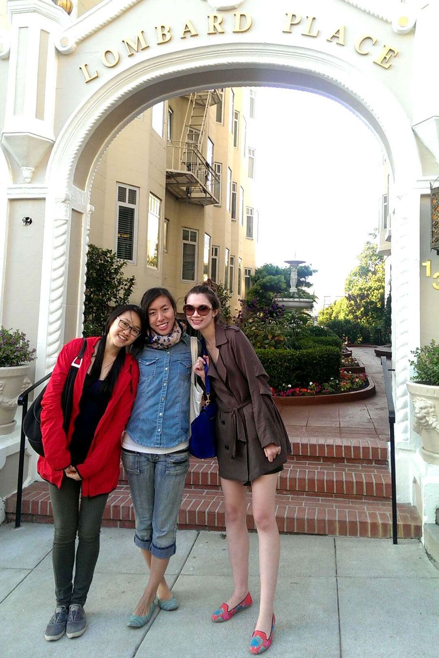 San Francisco, lombard st