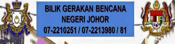Bencana Banjir Negeri Johor