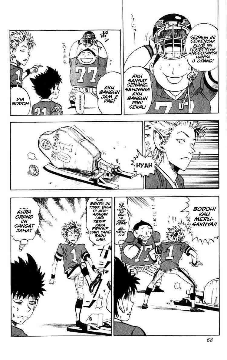 Komik eyeshield 21 002 - the 5 second wall 3 Indonesia eyeshield 21 002 - the 5 second wall Terbaru 5|Baca Manga Komik Indonesia|