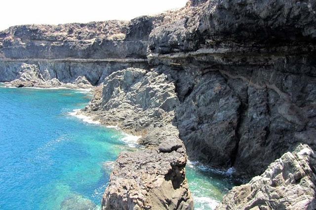 Szpilka na wyspie Fuerteventura