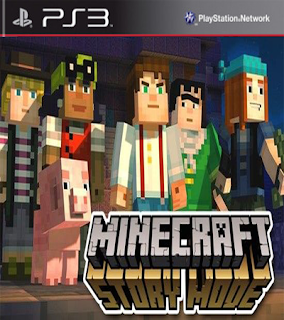 Download - Minecraft Story Mode Episode 1 - PS3 - [Torrent]
