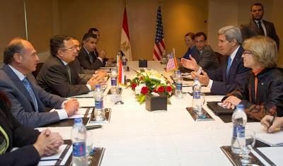 Kerajaan Mesir Sekarang Adalah Rakan Penting Amerika Syarikat