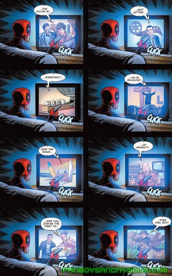 Read Cullen Bunn's Deadpool Kills Deadpool on Marvel Digital Comics Unlimited