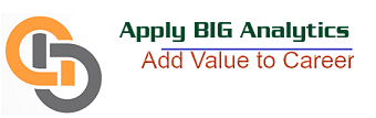 ApplyBigAnalytics: Data articles,Trainings,Certifications and Jobs