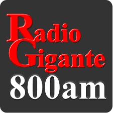 AUDIO DE RADIO GIGANTE EN COSTA RICA 800 AMPLITUD MODULADA