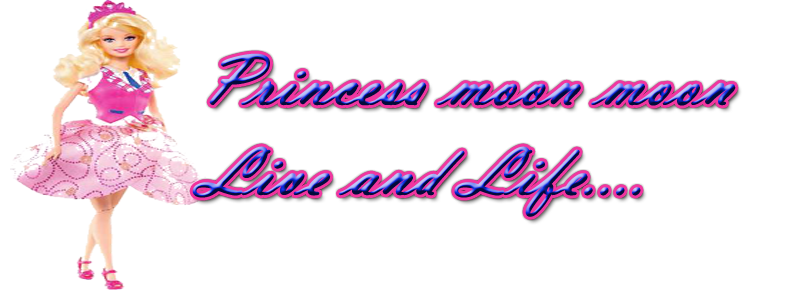 princess moon moon live and life