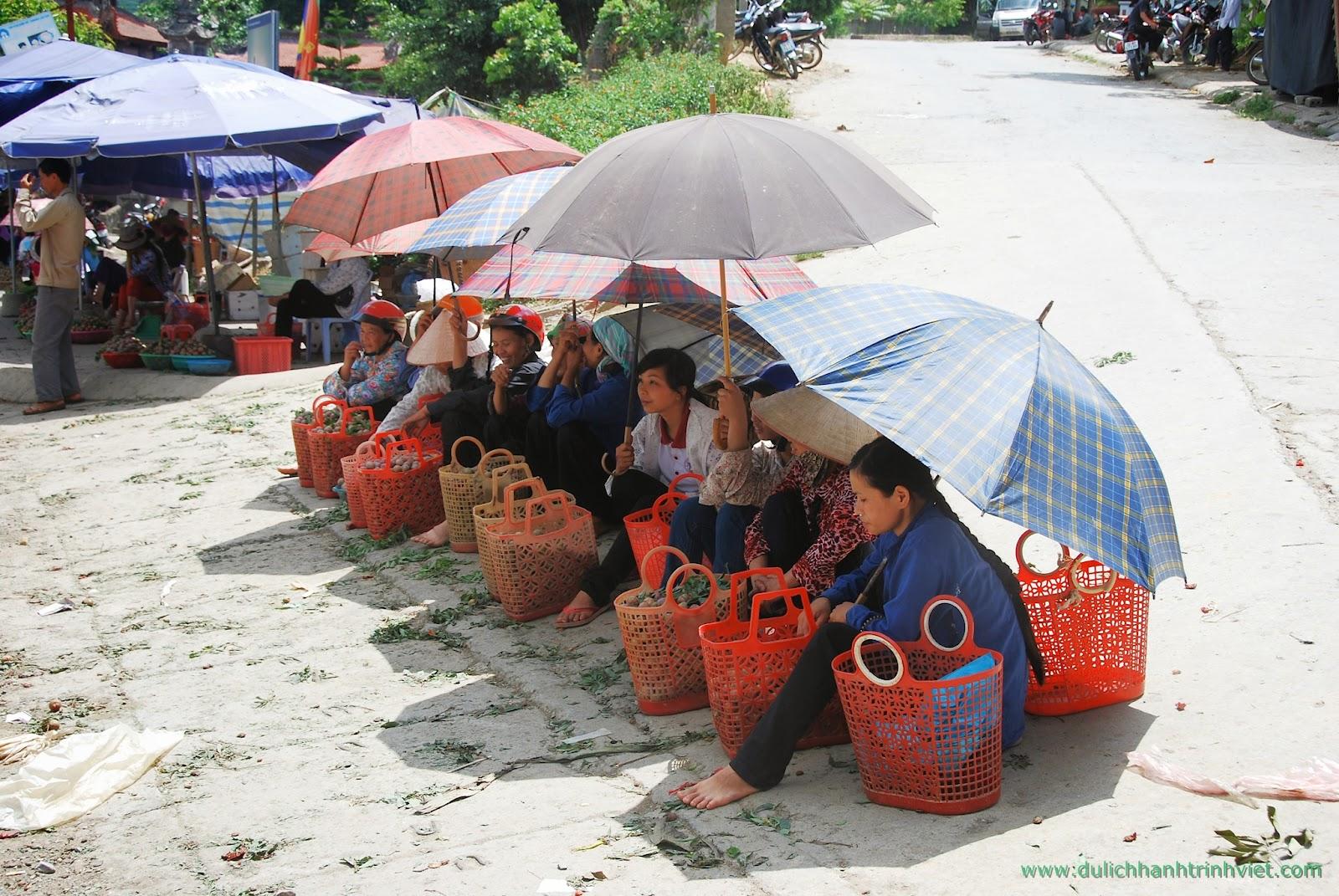 Balade au marché hebdomadaire Bac Ha - province de Lao Cai