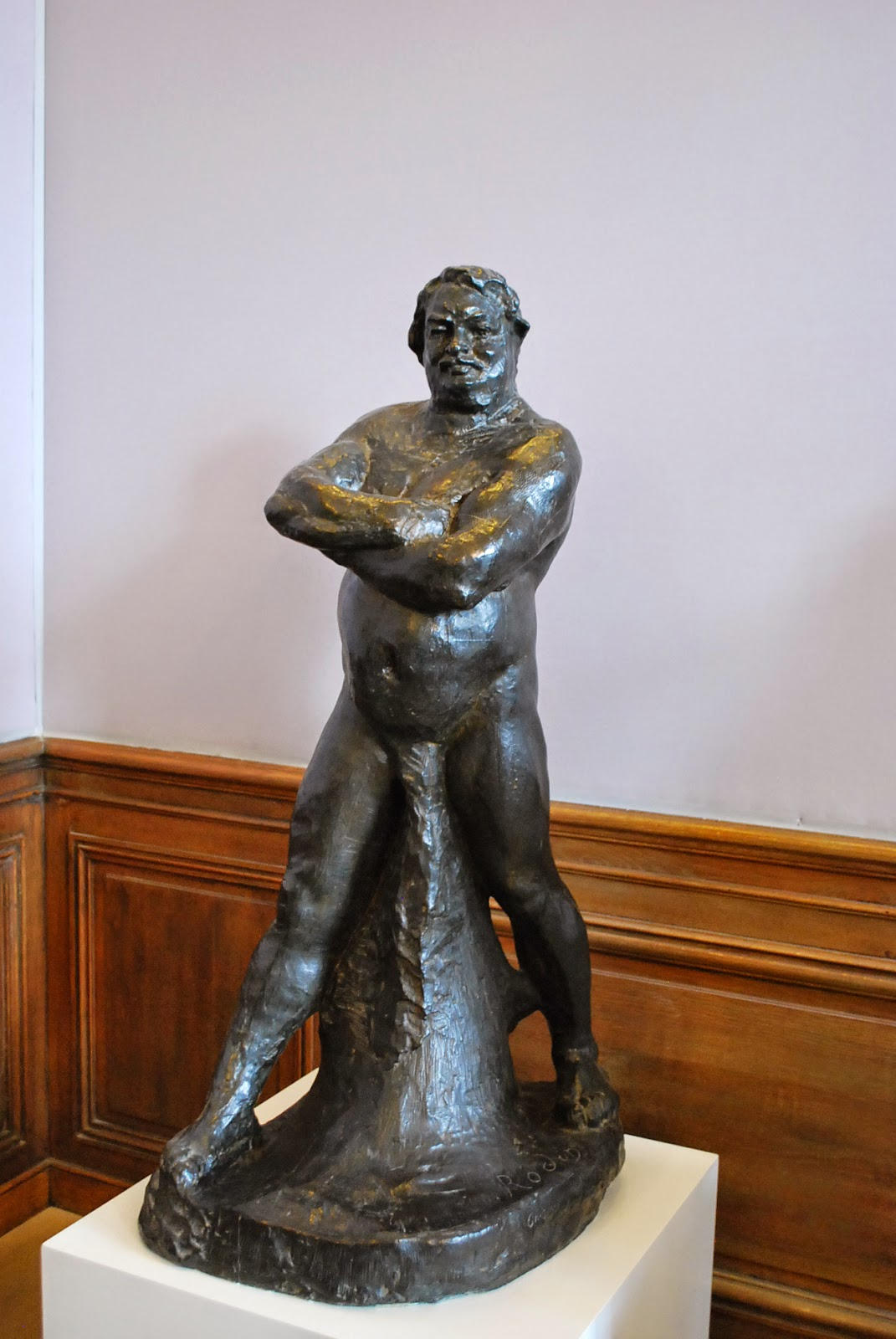 Rodin, Balzac nu