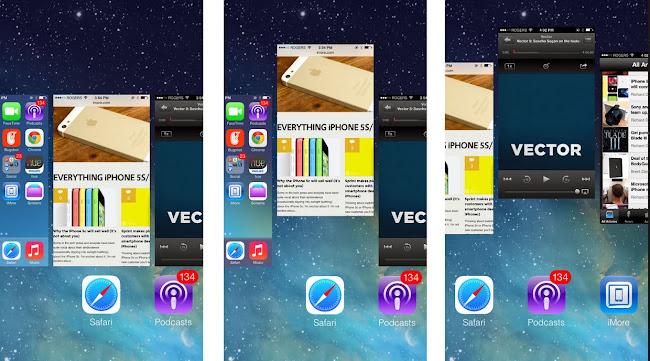 iOS 7 Secret Options