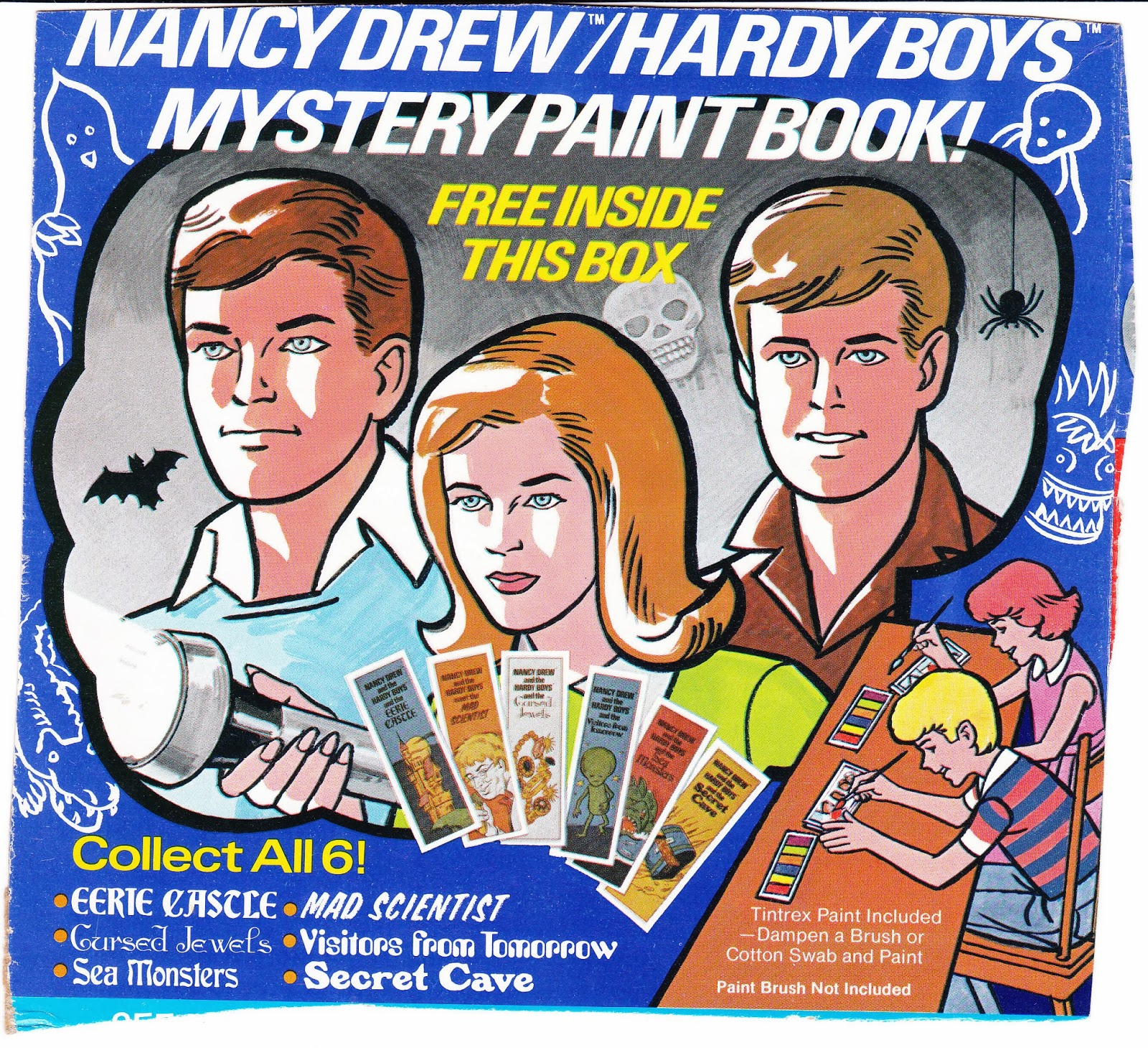 nancy drew and hardy boy books pdf