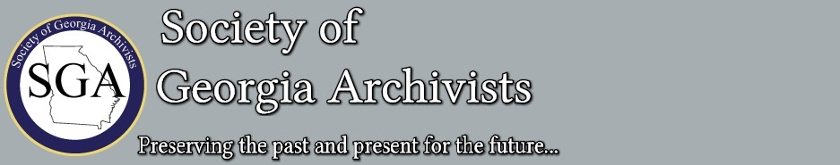 Society of Georgia Archivists