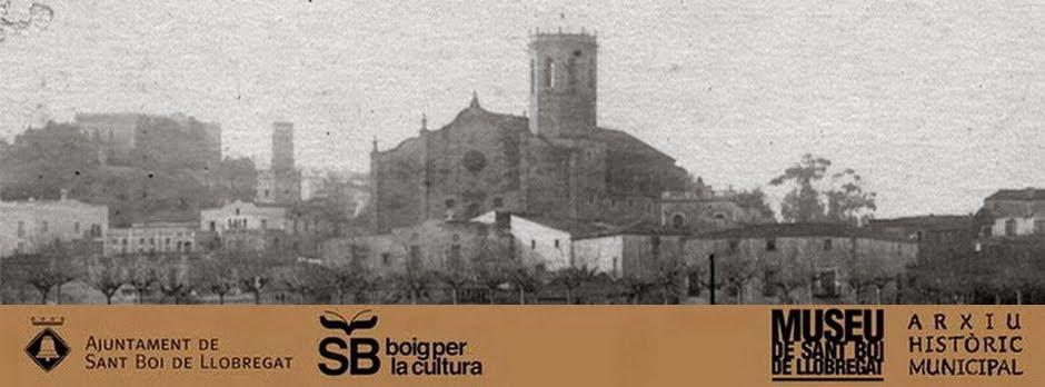 SANT BOI DE LLOBREGAT: HISTÒRIA I PATRIMONI