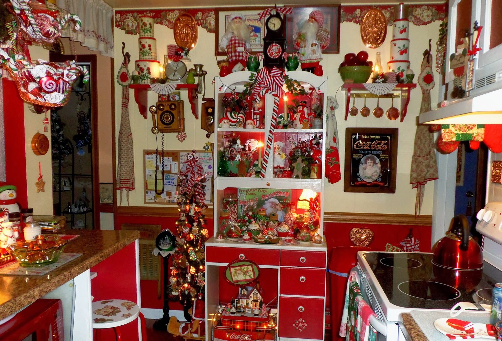 2013 Christmas home Tour, Part 4