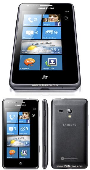 HP windows terbaru Samsung | Samsung Omnia M