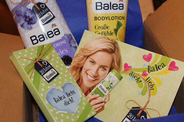 Balea gift box