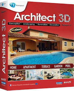 Architect 3D Ultimate V17 Full Version Terbaru 2015