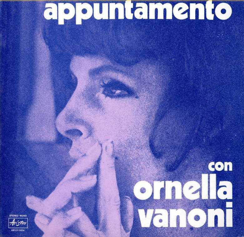 Ornella Vanoni - L' Appuntamento / Uomo, Uomo