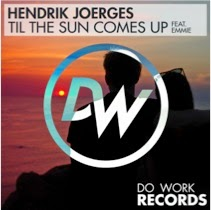 Hendrik Joerges  'Til The Sun Comes Up' feat Emmie