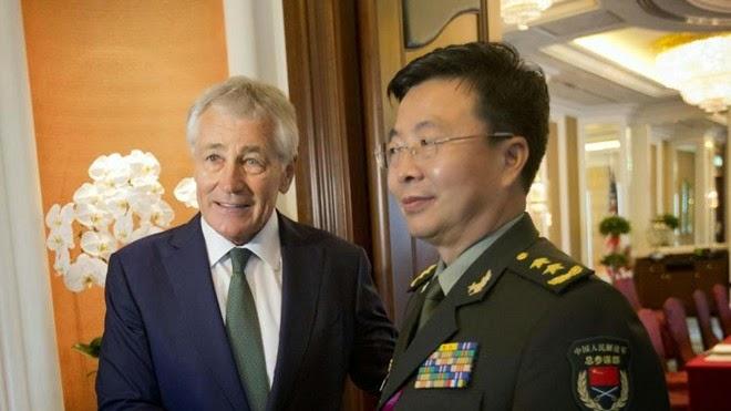 Tướng Trung Quốc nói Mỹ đưa ra cáo buộc vô căn cứ