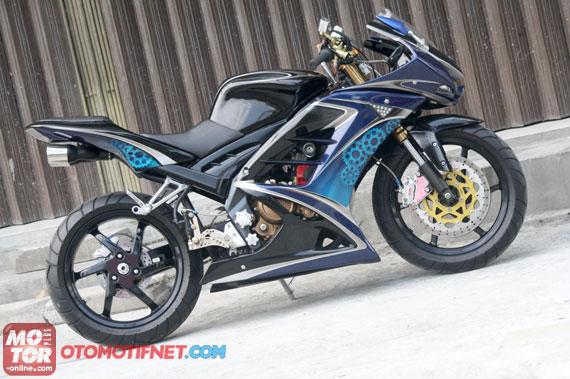 Harga Aksesoris Yamaha Byson 2013