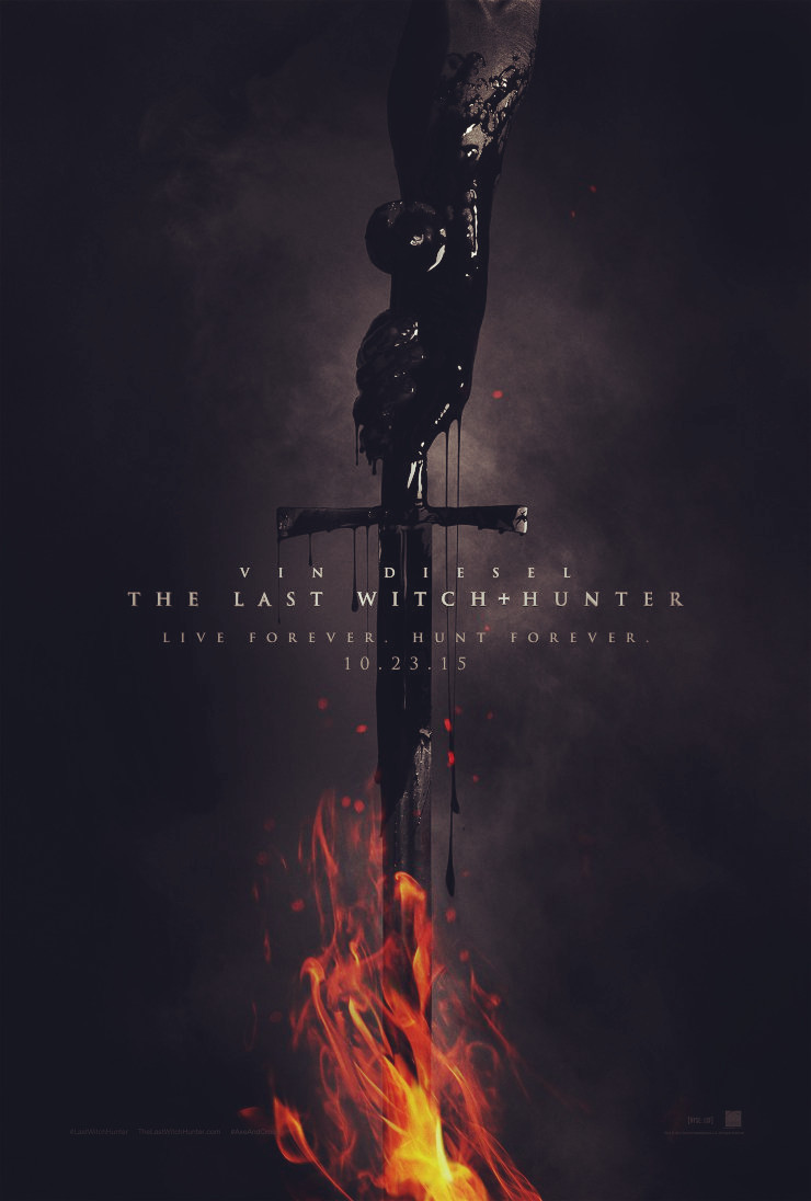The Last Witch Hunter (2015) Movie Sinopsis - Vin Diesel, Rose Leslie, Elijah Wood
