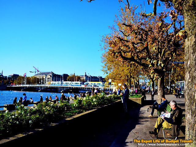 Crossing-the-Quaibrücke-Zurich-|-The-Expat-Life-Of-Budget-Travels