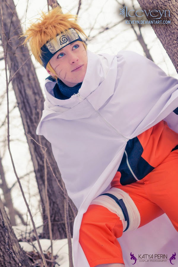 winter wonder naruto Cosplay
