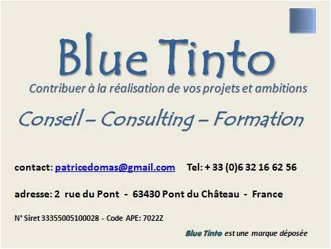 Blue Tinto