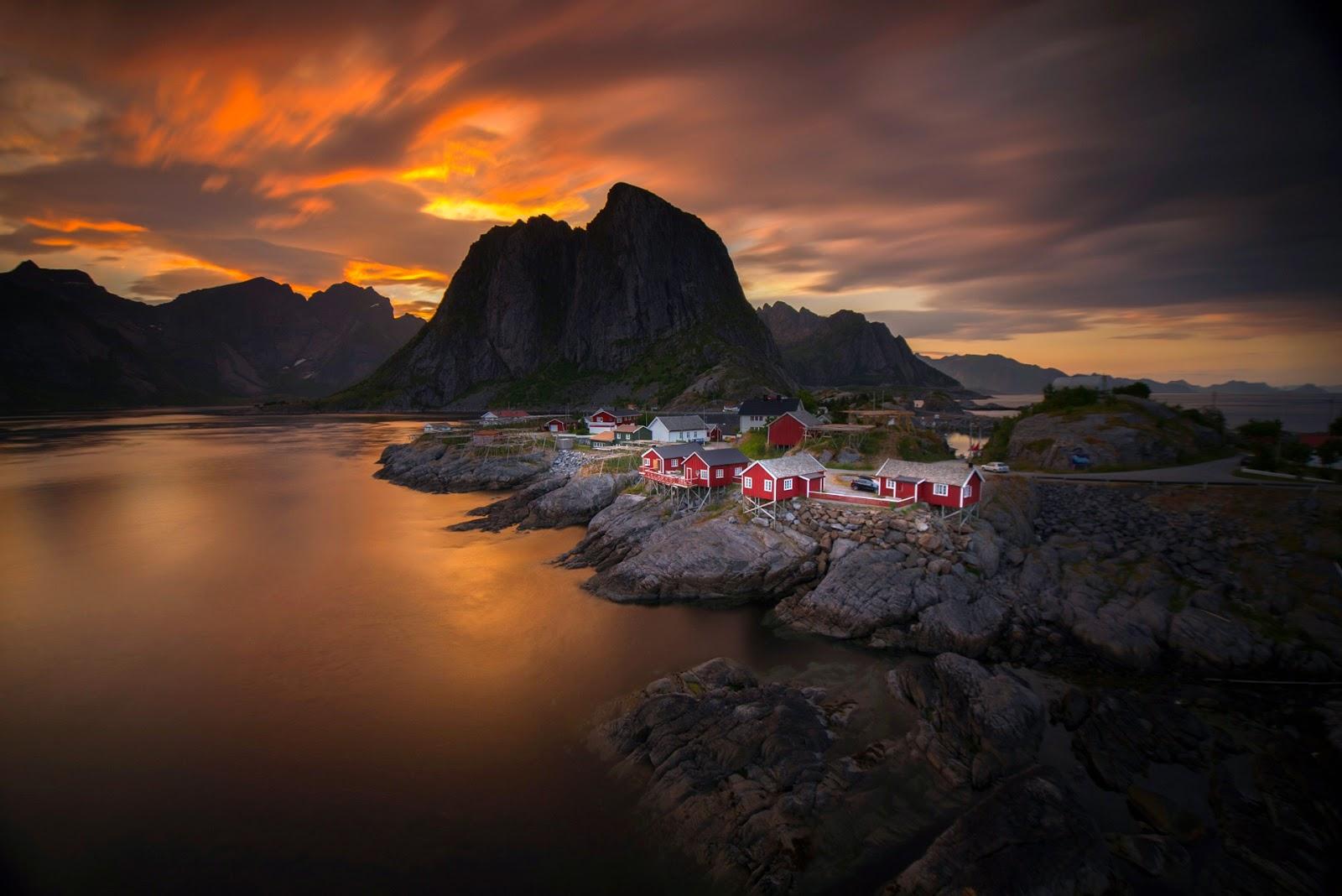 Banco de im genes gratis miradas de noruega paisajes y for Immagini full hd 1920x1080
