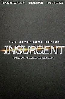 Insurgent DVD release date