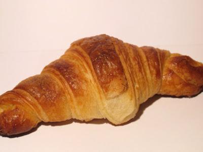 Le croissant de la pâtisserie Vandermeersch