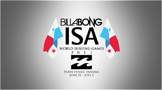 Isa World surfing Game Panama 2011