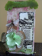 Green desire (vintage set)