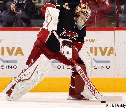 Mike Smith Hockey Mike Smith is Still a Darn
