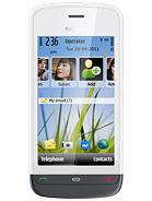 Spesifikasi Nokia C5-05