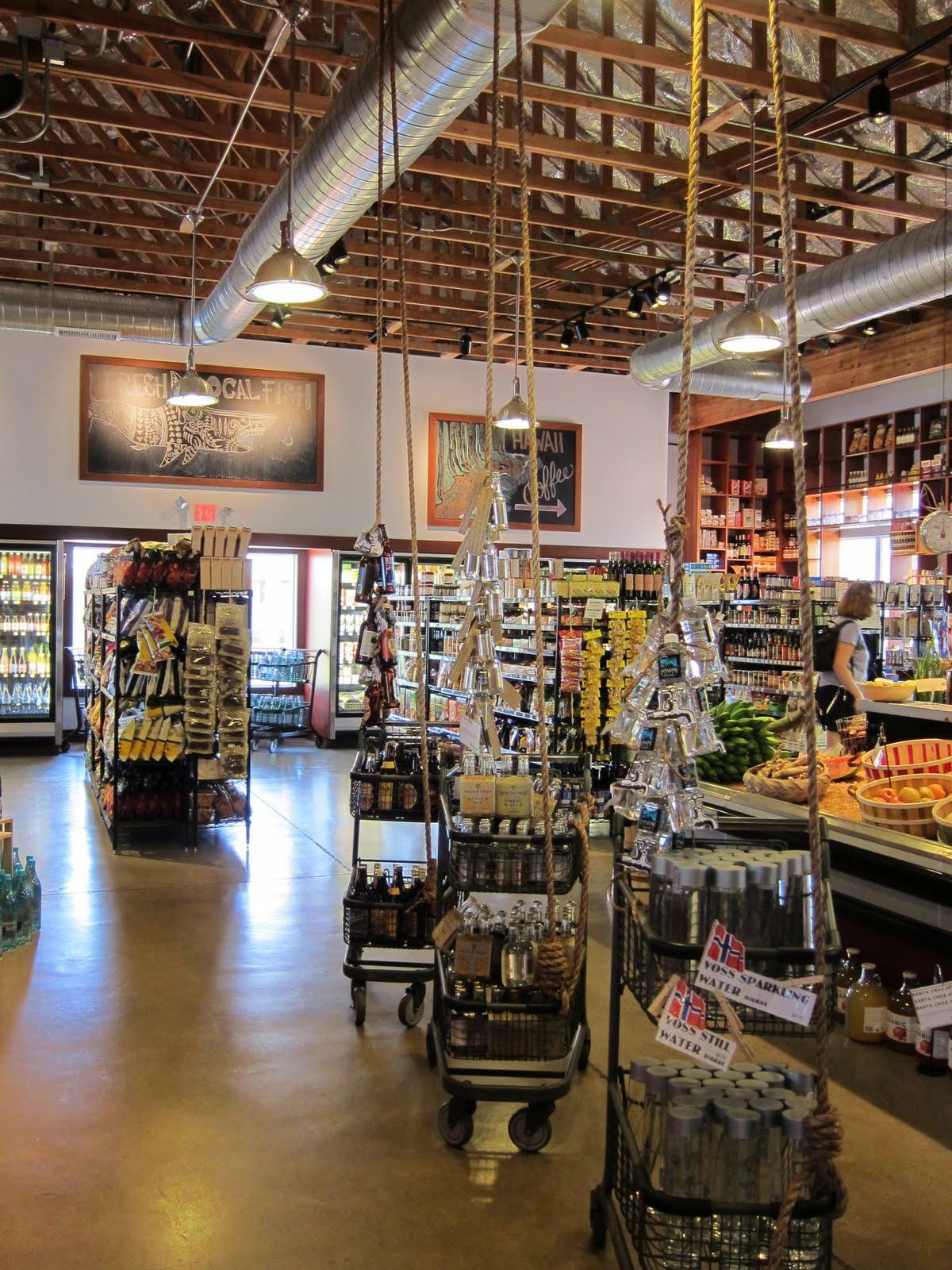 Organic Food Shop Near Bay Subway Station