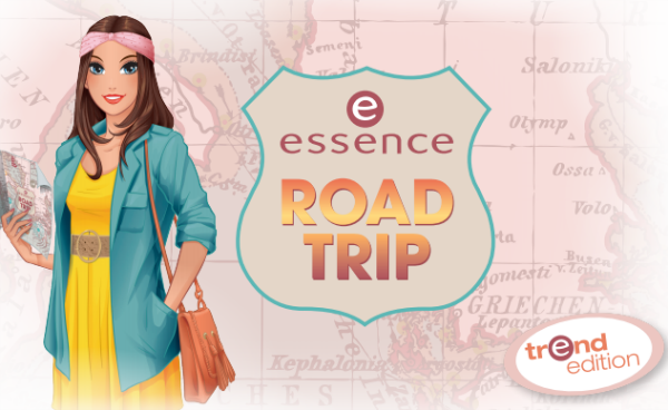 essence Road Trip Limited Edition - Preview