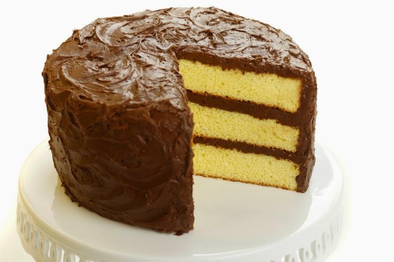 Resepi Kek Vanila Coklat