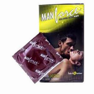 Paytm: Buy Manforce Plain Condoms 20pc Pack Rs. 20