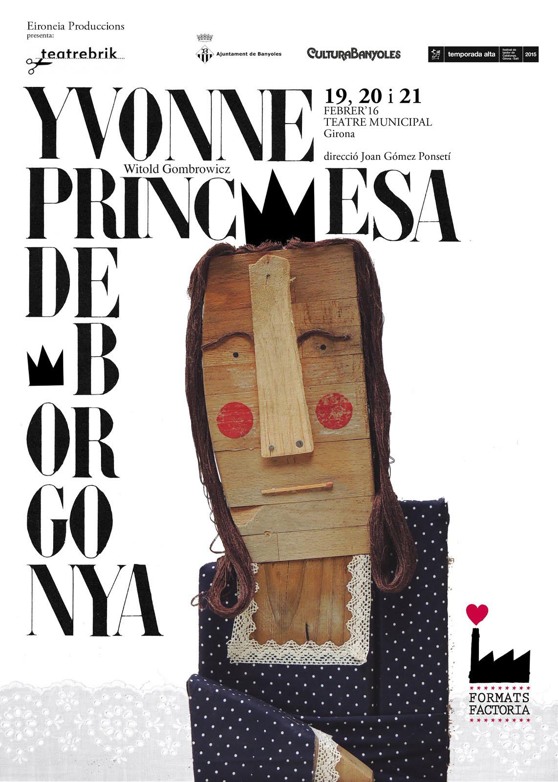 Yvonne, princesa de Borgonya